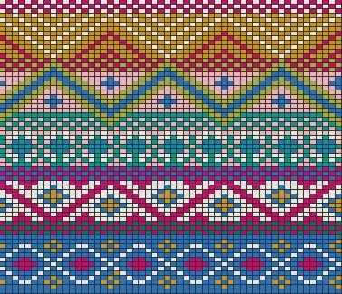 Tricksy Knitter Por Megan Goodacre Grficos Compartidos Graficos