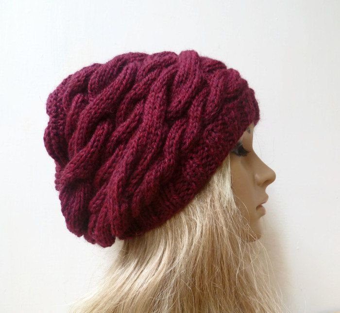25a4c381b30 Women Wool Knitted Hat