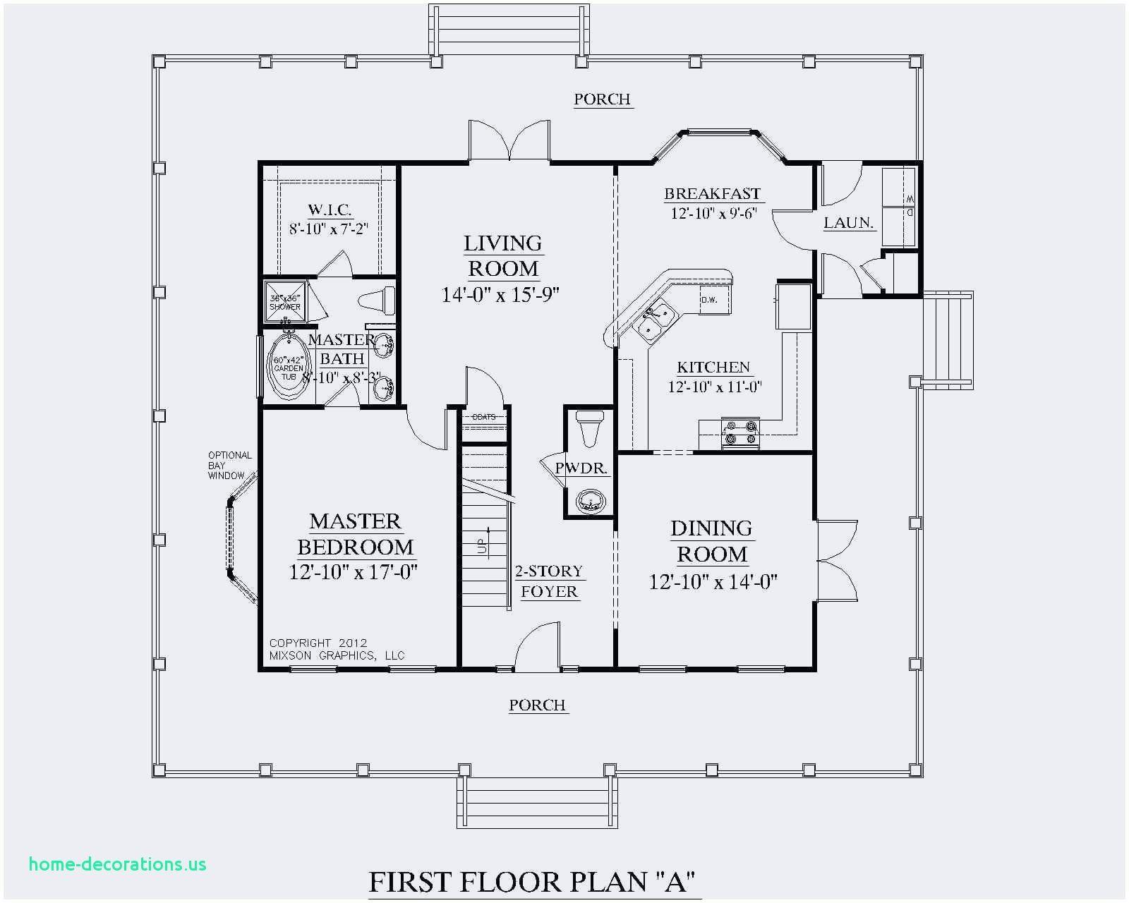 Luxury Floor Plan Layouts