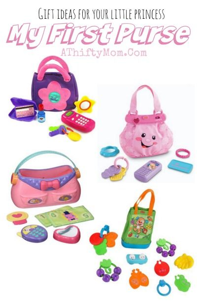 1st Birthday Gift Ideas Baby Girl Toys And Girls First Purse With Free Shipping Options