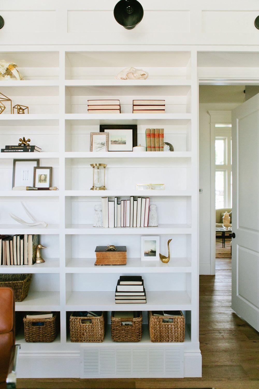 44++ Modern farmhouse bookcases ideas in 2021