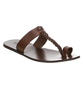53d65ba9367ca Poste Toe Loop Sandal for Men