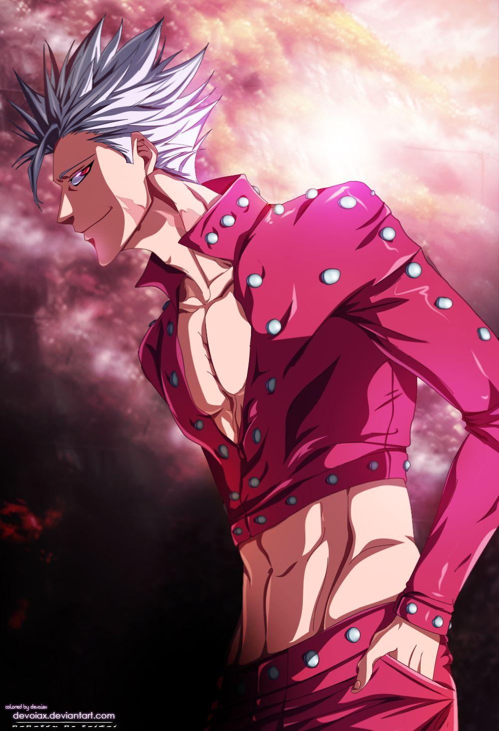 Ban The Immortal Seven Deadly Sins Anime Anime Wallpaper Seven Deadly Sins