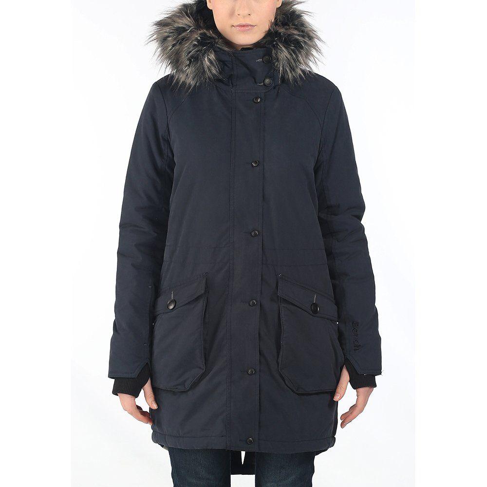 Amazon Com Bench Wolfish Ii Jacke Jacket Blka1841 Winterjacke Women Damen Sports Outdoors Clearance Clothes Parka Clothes [ 1000 x 1000 Pixel ]