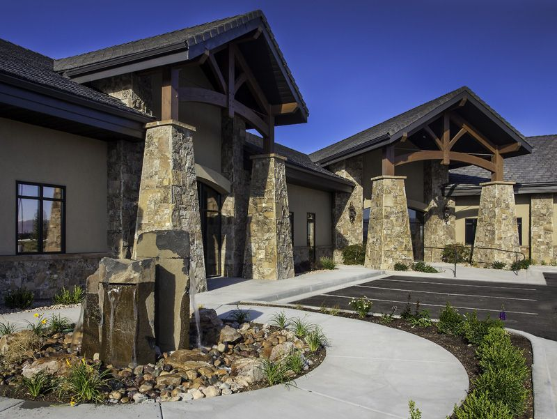 Payne Orthodontics Lane Myers Construction Custom Home Builder Find This Pin And More On Dental Office Design