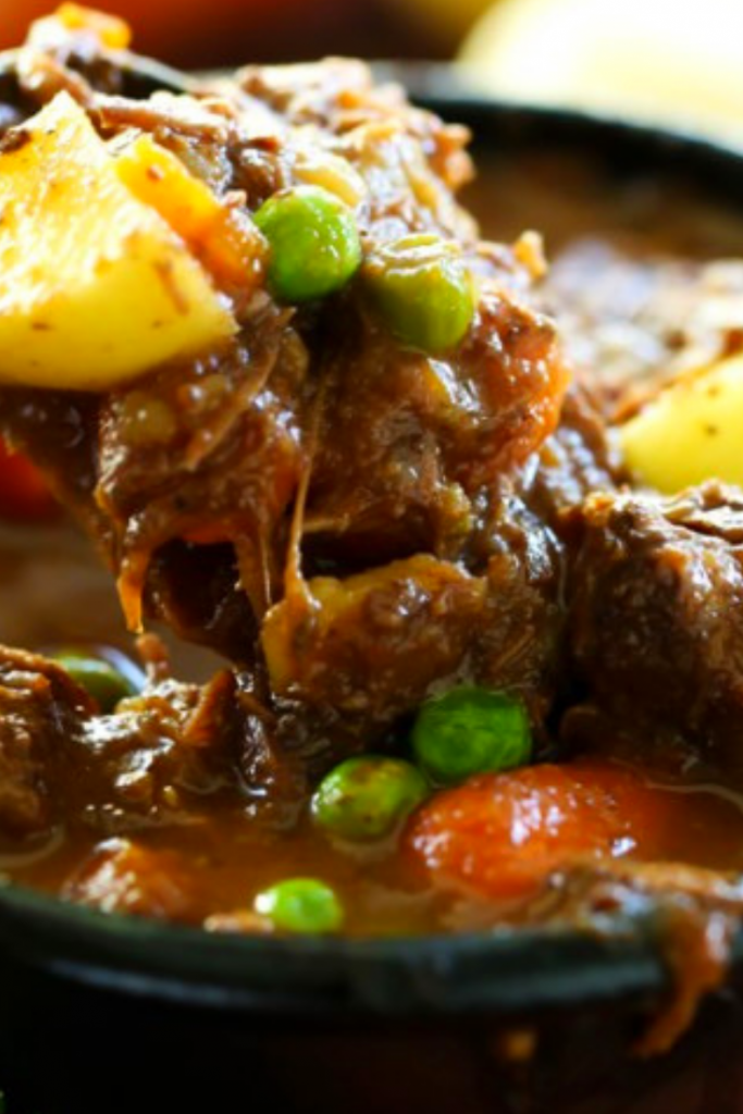 Slow Cooker Beef Stew Rec 237 Pe A He 225 Rty 225 Nd Del 237 C 237 Ous Beef Stew Th 225 T 237 S Lo 225 Ded W 237 Th Slow