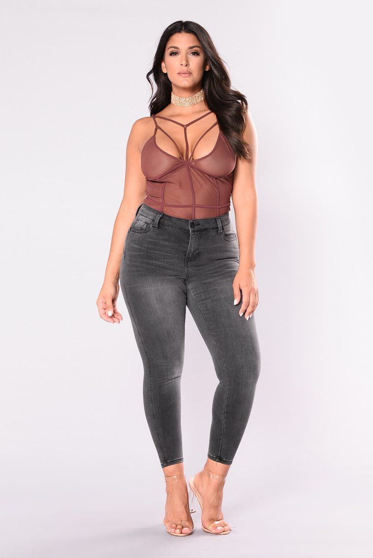 c29db9b67 Show Me The Other Side Bodysuit - Red Brown ในปี 2019