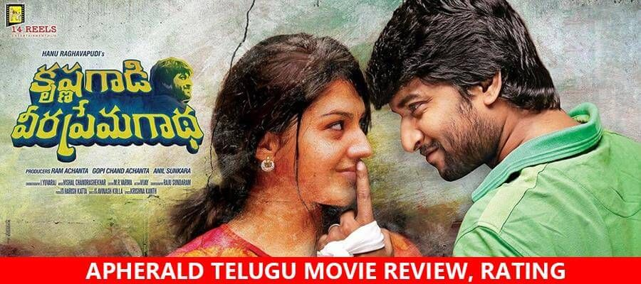 Krishna Gadi Veera Prema Gadha Telugu Movie Review Rating  Movie