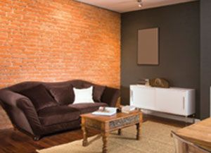 How To Seal Interior Brick Walls