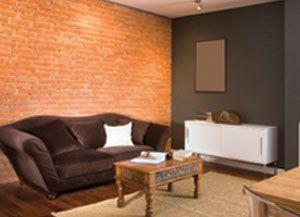 Bon How To Seal Interior Brick Walls.