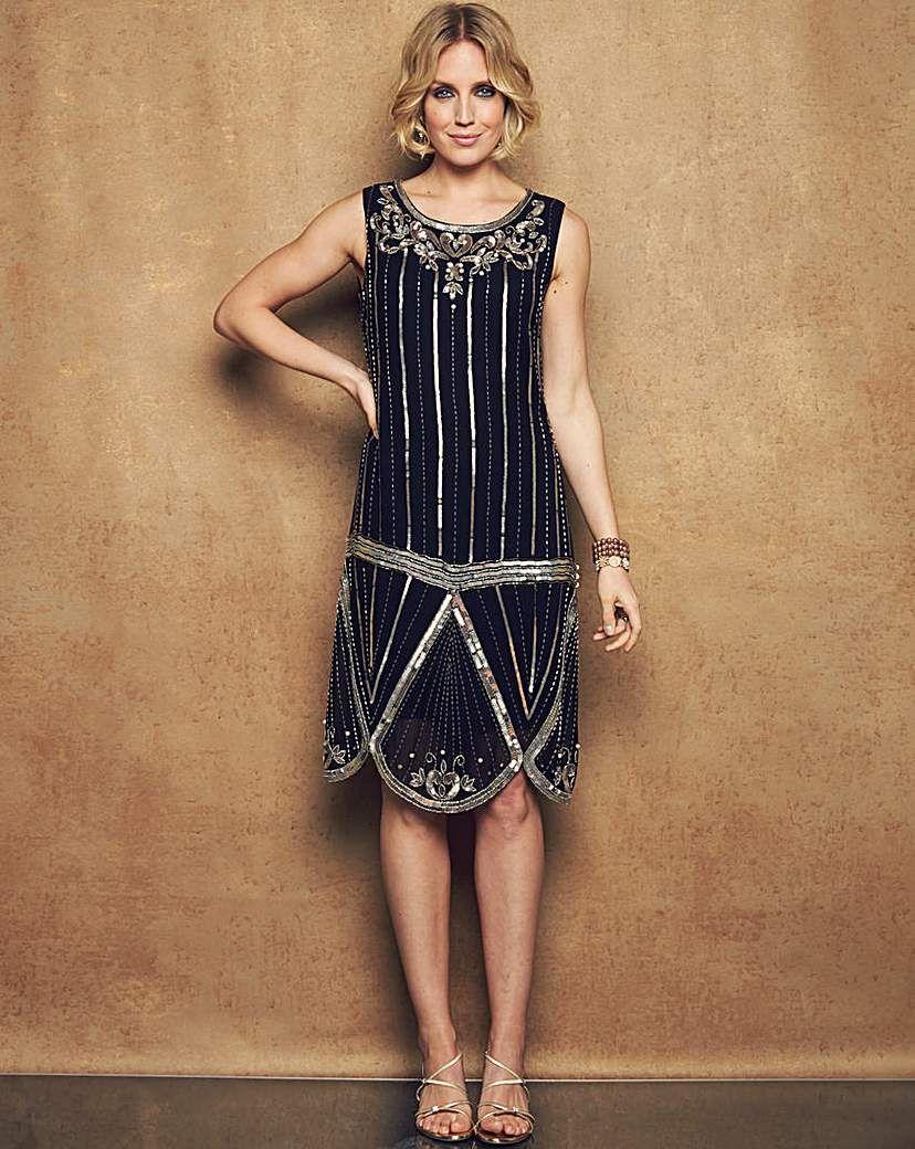 Flapper style dresses uk online