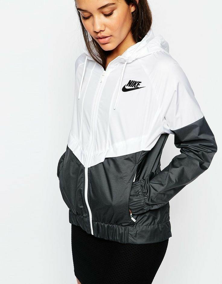 Nike wind breaker $100 | Nike jacke, Nike outfits und