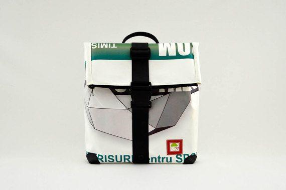 Packtaschen In Lkw Planen Wasserdicht Freiheit Fahrradtasche Eco Design Handgemacht Grausamkeit Frei Comunicareineco Fahrrad Freundliche Bike Bag Bags Bike