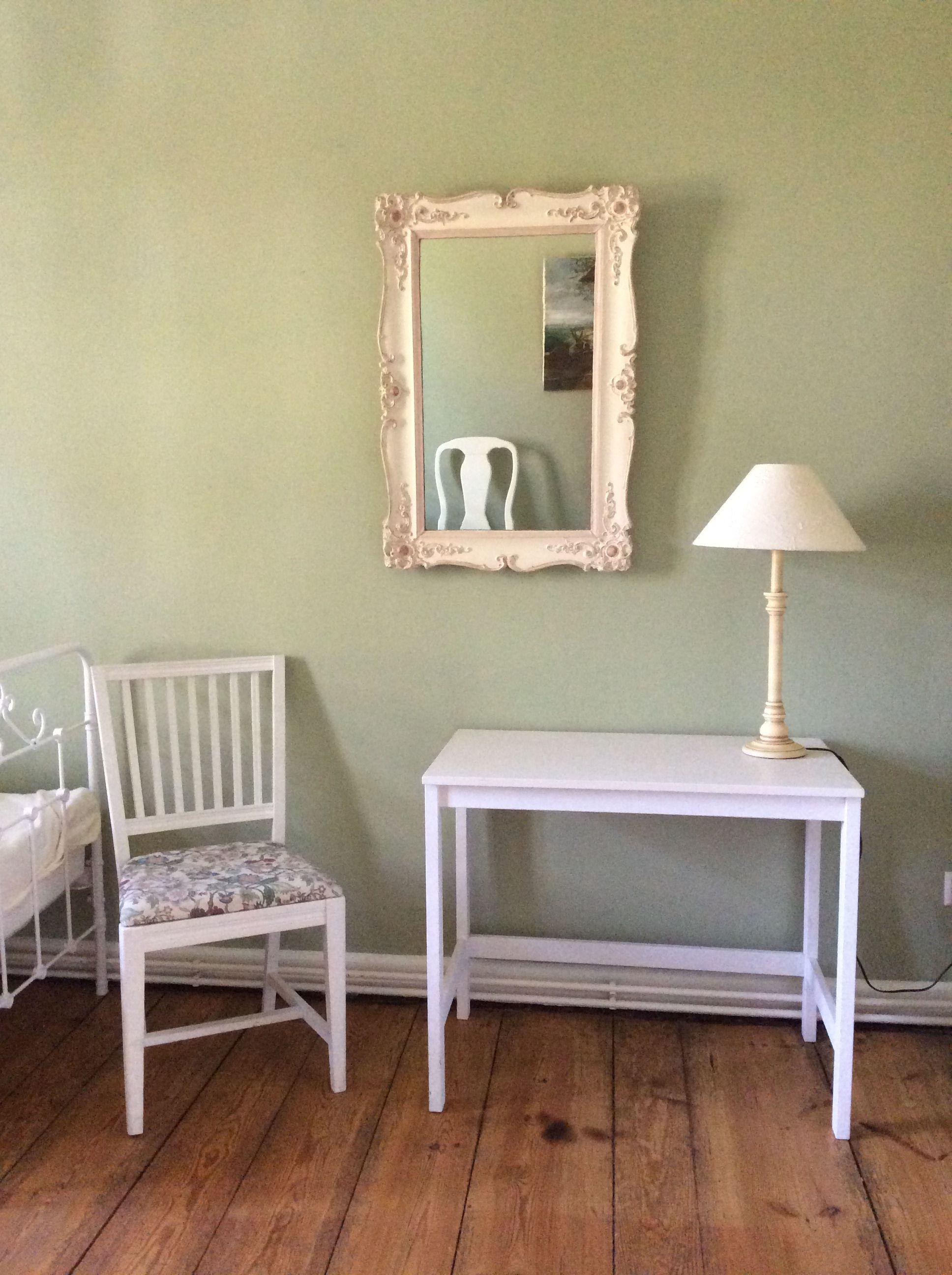 Gästezimmer im französischen Stil - gestrichen in \'Manzana\' | Anna ...