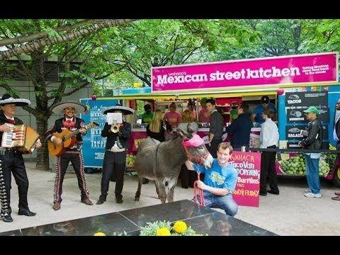 Restaurante Mexicano en Londres - YouTube