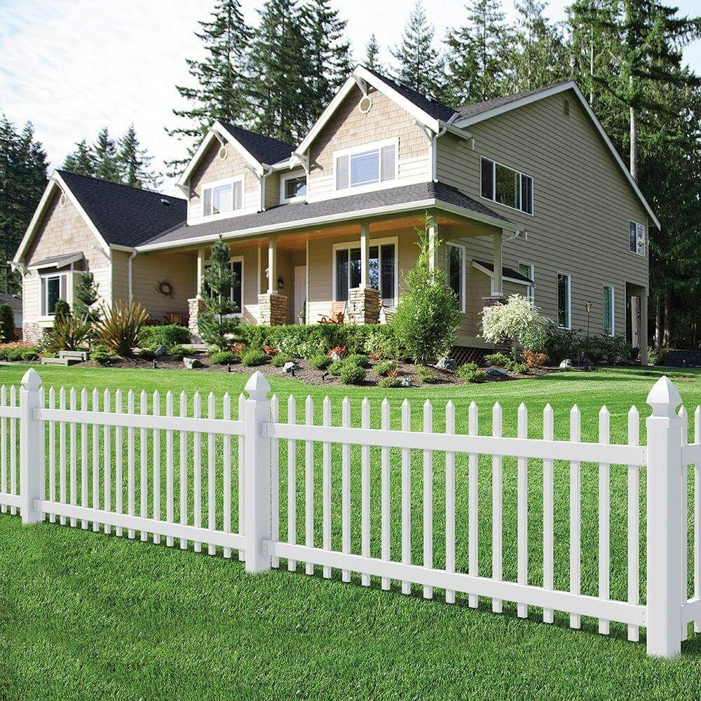 Fence Designs And Ideas BACKYARD  FRONT YARD Fence Design - Fencing ideas for front yards