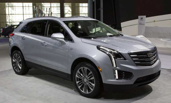2018 Cadillac Xt4 Colors Release Date Redesign Price There Is A