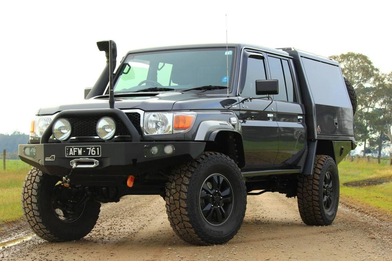 79 Series Toyota Land Cruiser Ute Service Body Land