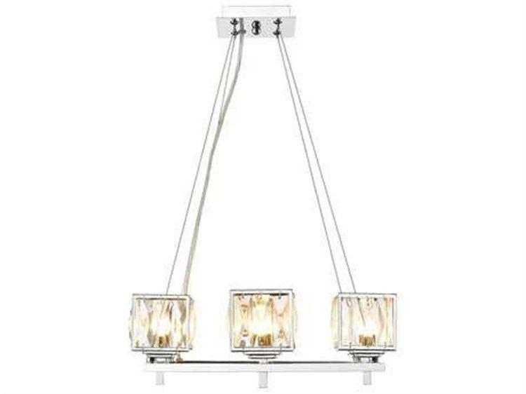 golden lighting neeva chrome four light 17 5 wide mini chandelier