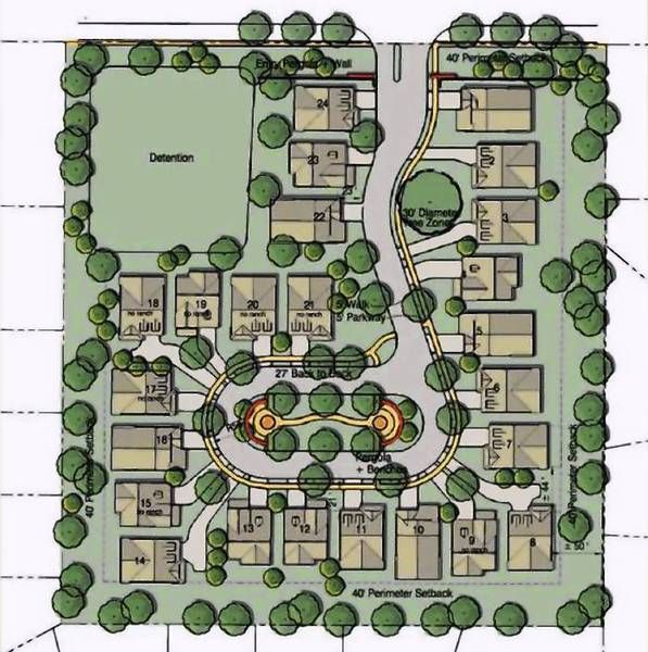 Chicago small house community timber trails turnkey for Apartment design concepts pdf