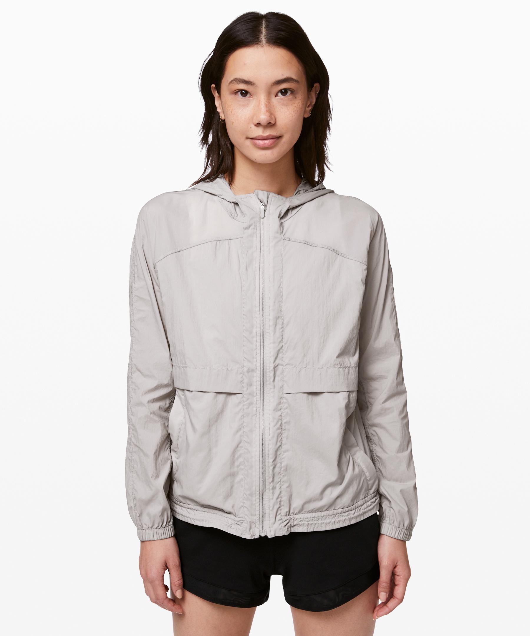 Hood Lite Jacket Packable Women S Jackets Outerwear Lululemon In 2021 Jackets For Women Outerwear Jackets Packable Jacket [ 2160 x 1800 Pixel ]