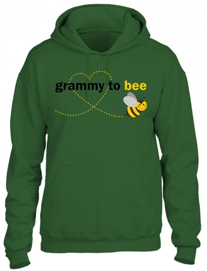Grammy To Bee Hoodie