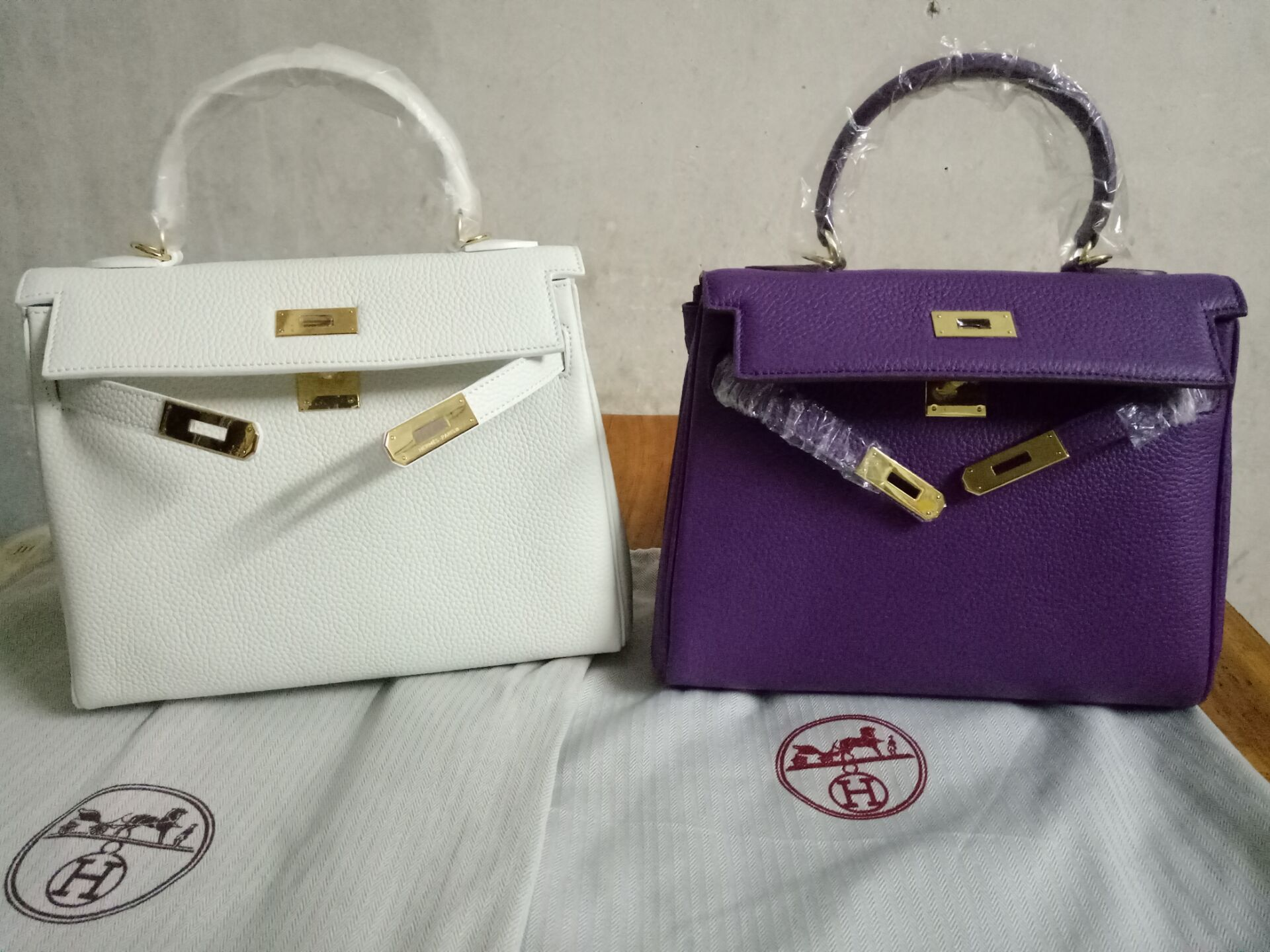 My Oline Dhgate Hermes Kelly Have Size 32cm 28cm Silver And Gold Buckle