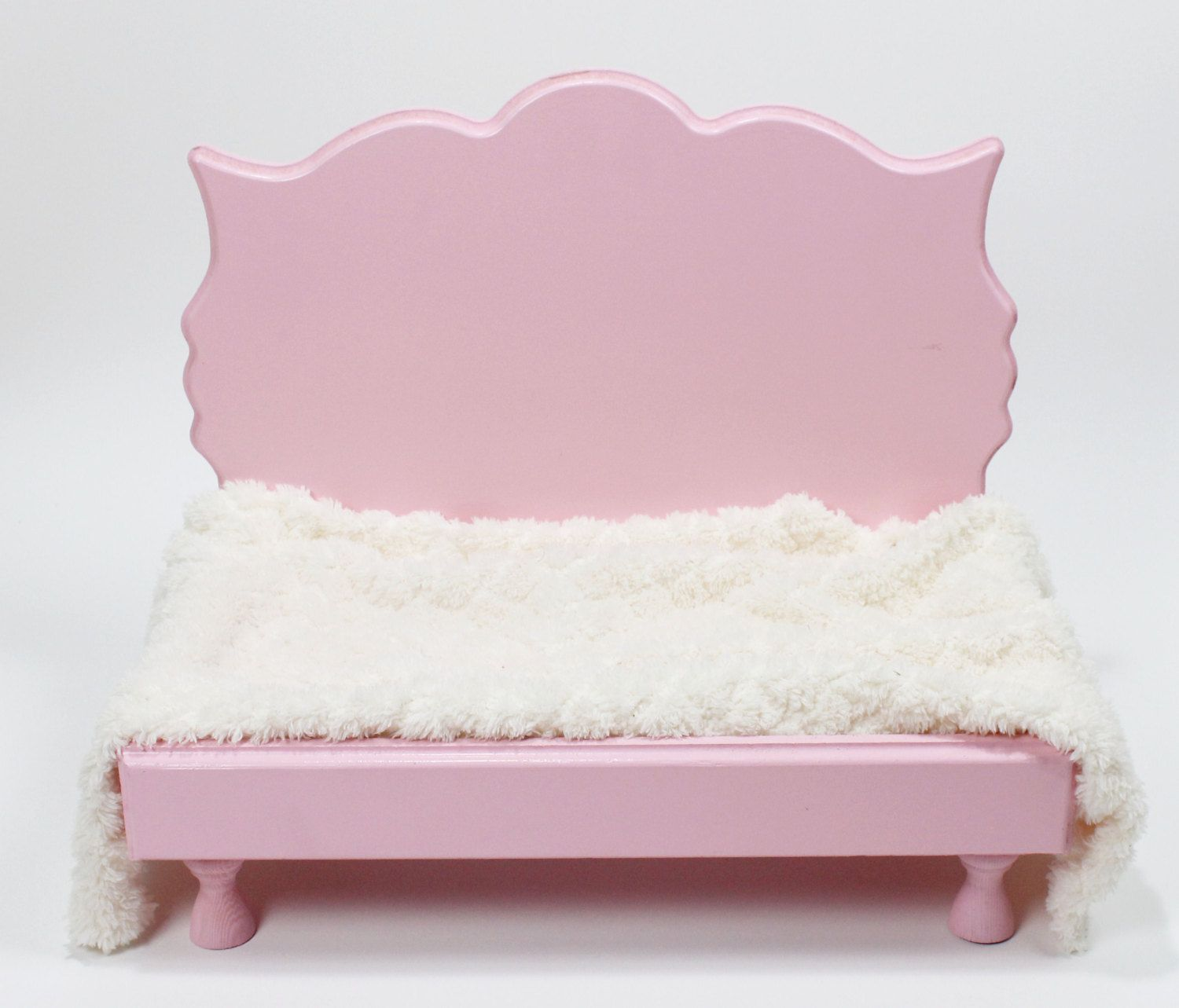 Baby bed newborn - Items Similar To Newborn Photography Prop Bed Fancy Whimsical Baby Bed Prop Daybed Newborn Photography Prop American Girl Doll Bed On Etsy