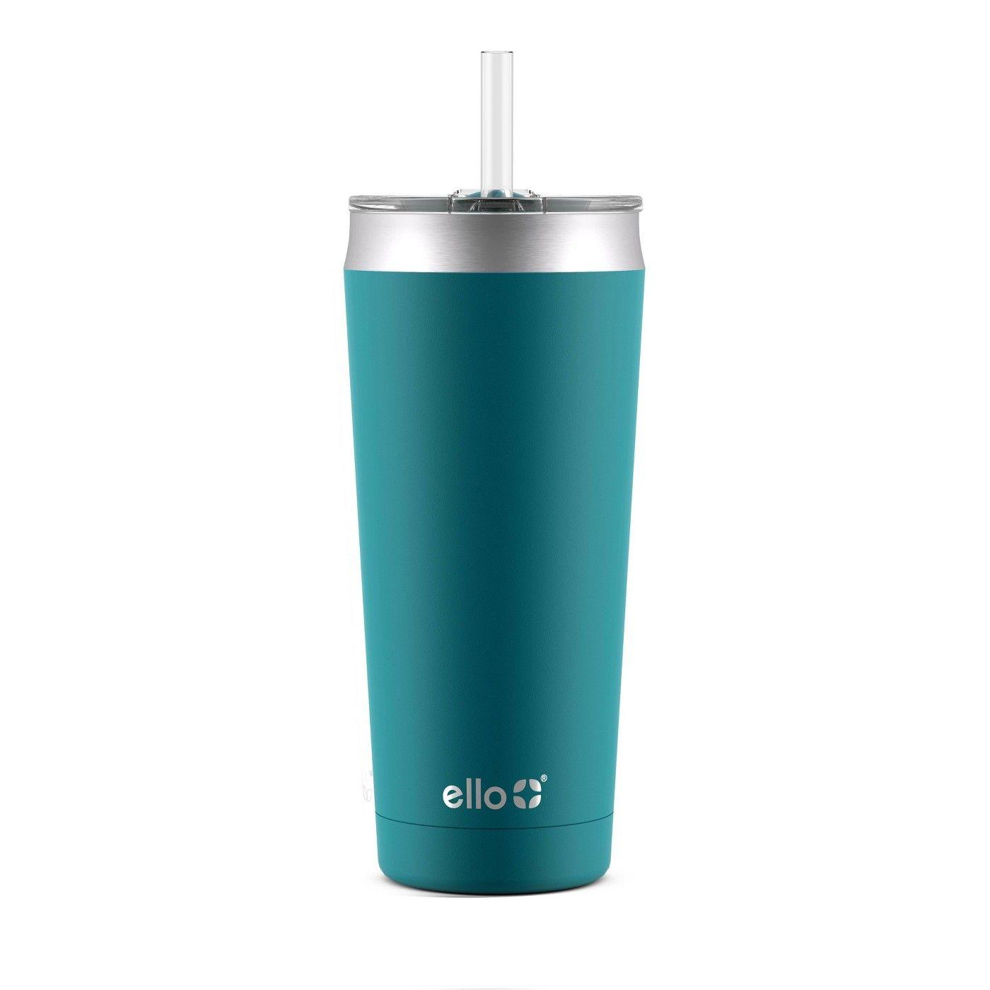 Ello 20oz stainless steel beacon tumbler with lid