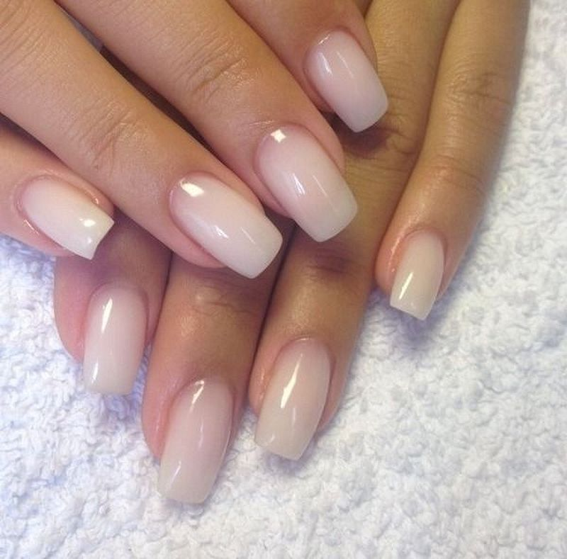Classy Nails Ideas For Your Ravishing Look Natural Color Nail Design For Most Occasions Nailart Nails Fashion In 2020 Classy Acrylic Nails Strong Nails Classy Nails