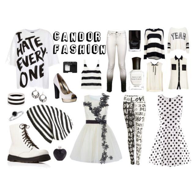 Candor Fashion | Divergent fashion, Fashion, Divergent outfits
