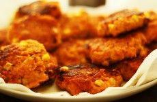 Sweet potato cakes DASH Diet Breakfast Recipes