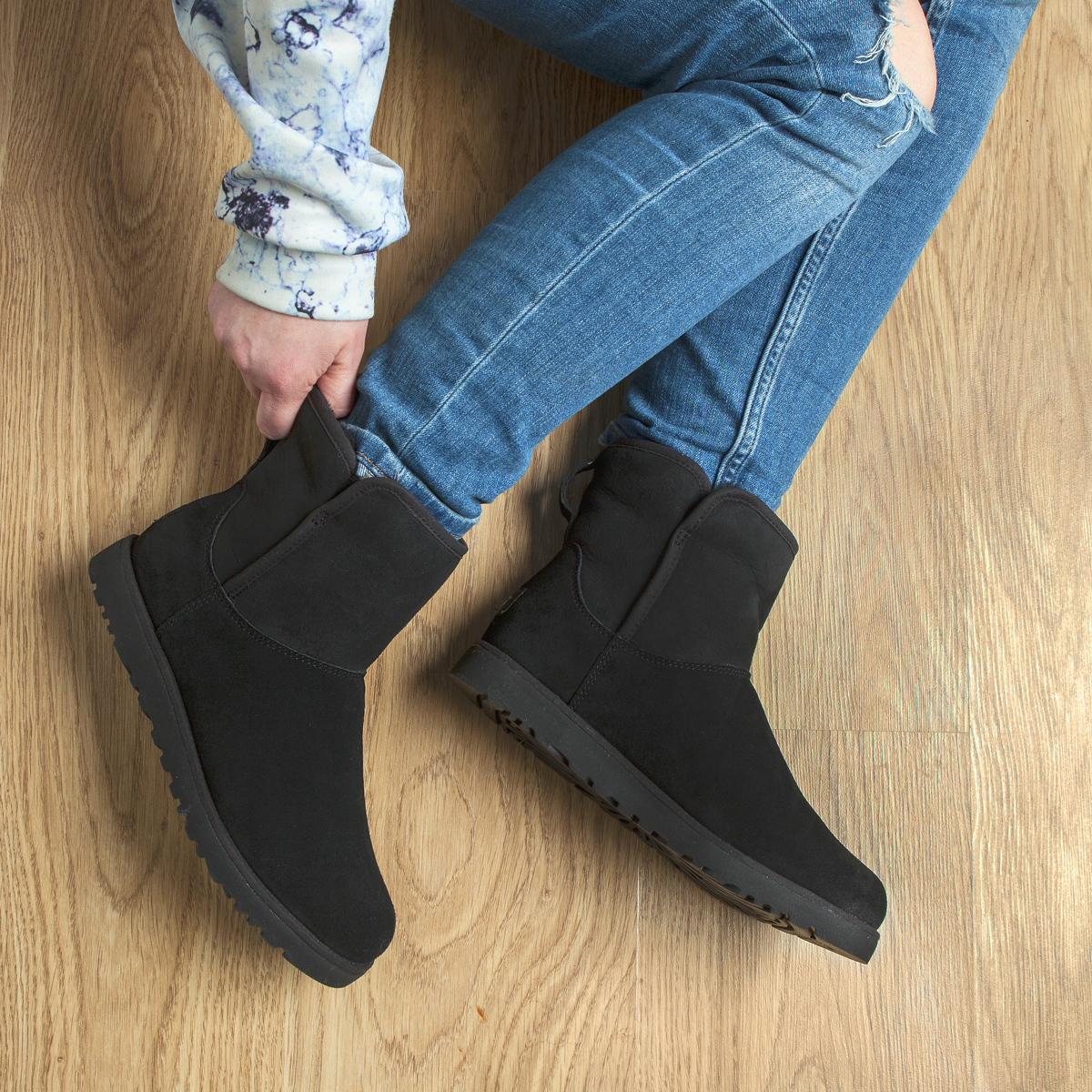 UGG Australia update their essential short boot for Autumn/Winter. The Cory Slim boot is top of our wish list!