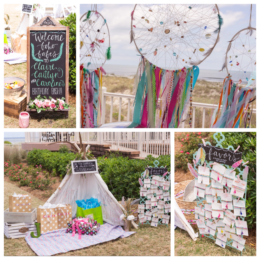 Bohemian Birthday Party Ideas In 2019