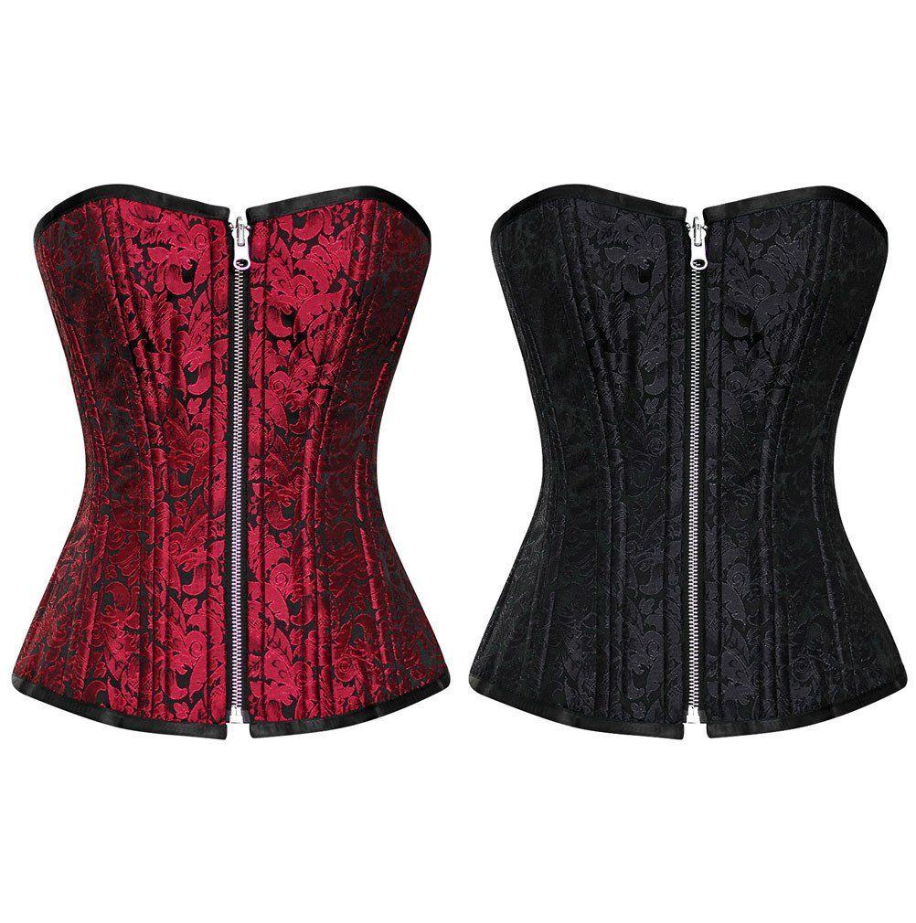 b296f687515 Felisa Reversible Waist Trainer Corset – corsetdeal.com
