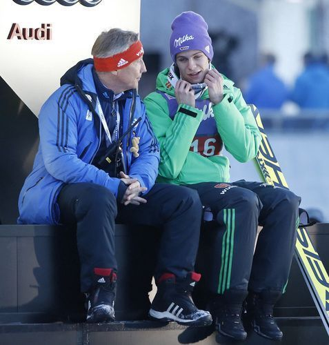 50 Twarzy Andreasa Wellingera 12 Ski Jumping Ski Jumper Skiing