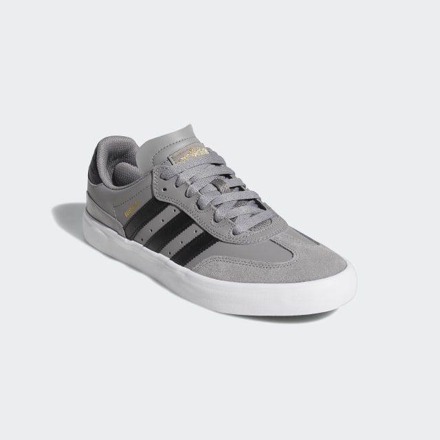 Busenitz Vulc RX Shoes Charcoal Solid Grey Mens | Tênis