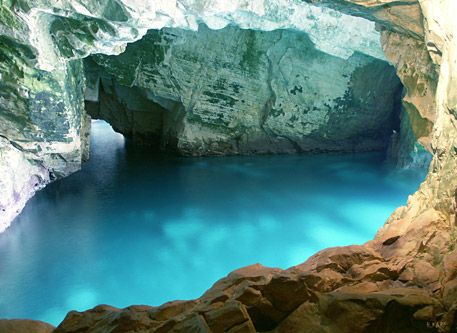 Rosh Hanikra, Israel Grotto