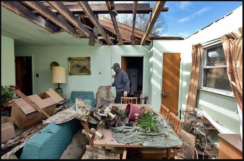 Greensboro tornado insurance claim advice help assistance