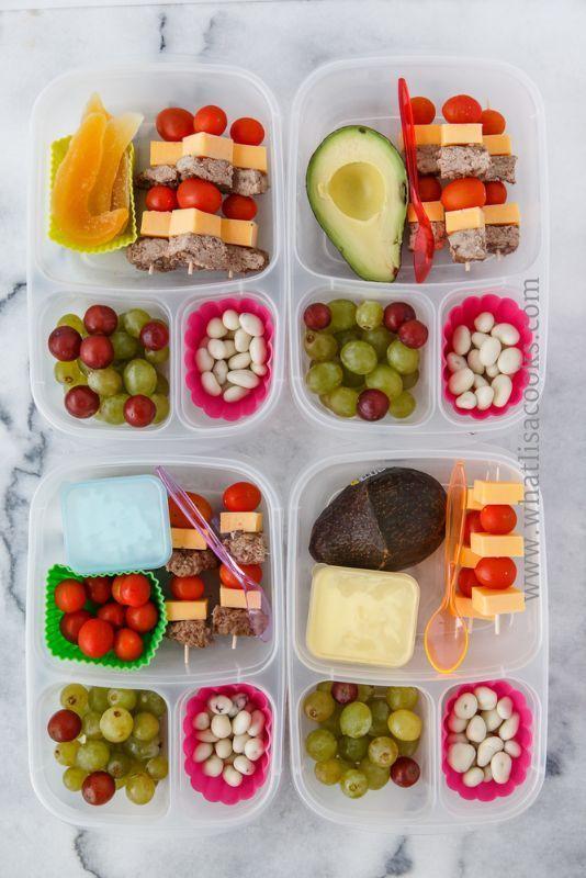 More Than 2 Dozen Gluten Free Grain Free School Lunch Ideas