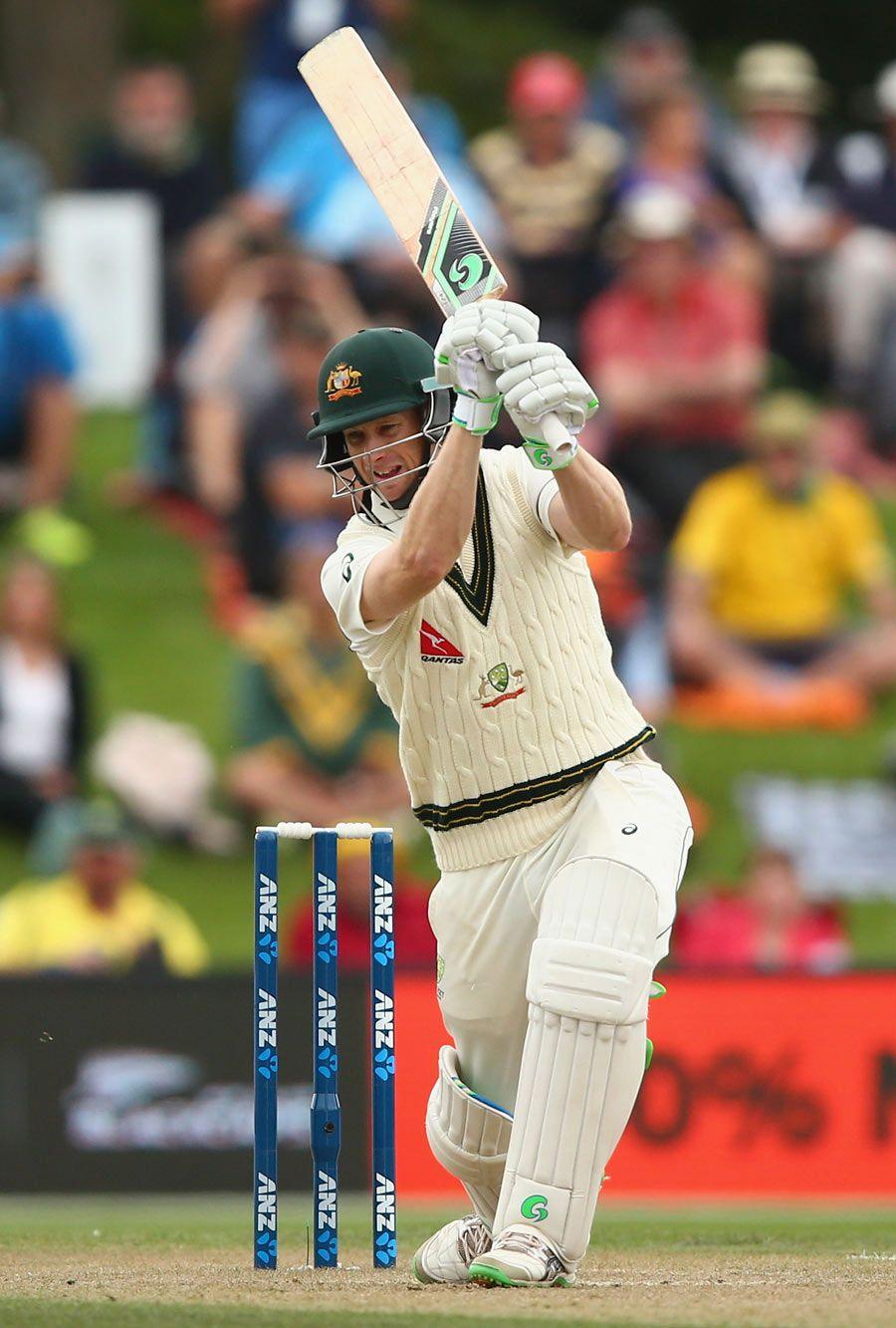 Voges Lyon build Australia's lead