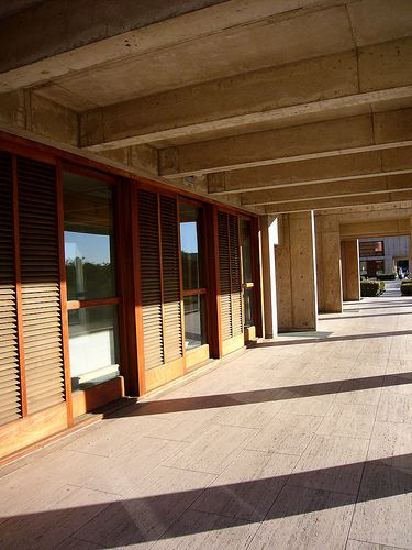Salk Institute for Biological Studies, La Jolla