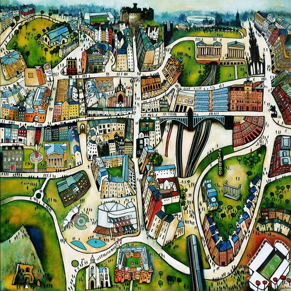 "Welcome to Edinburgh ""You\'ll Have Had Your Tea"" - Rob Hain | Isee ..."