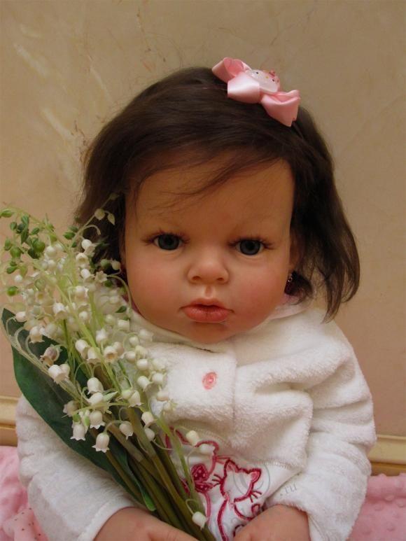 А у меня новая Арианка ) - кукла-малышка реборн - Бэйбики