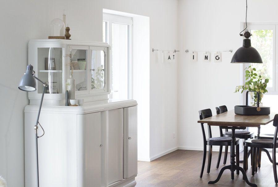 der industrie look wohnen mit werkstatt accessoires provinzdschungel pinterest esszimmer. Black Bedroom Furniture Sets. Home Design Ideas