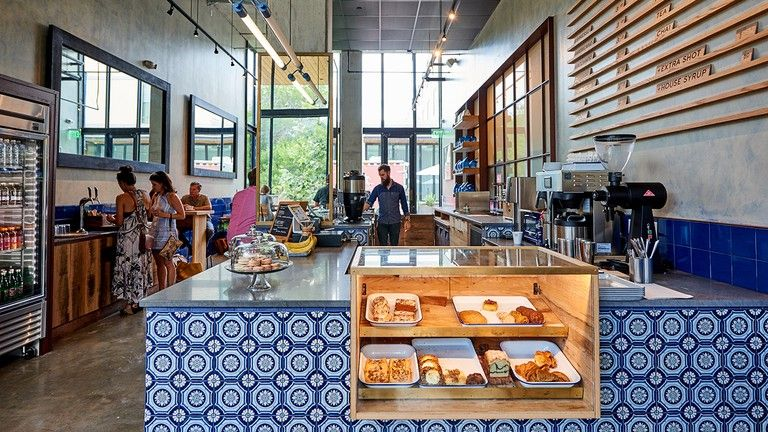 Coffee shops in austin with instagramworthy interiors