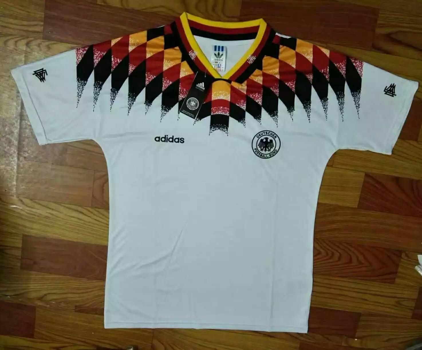 Retro Vintage 1994 Fifa World Cup Germany Soccer Jersey Soccer Jersey Soccer Fifa World Cup