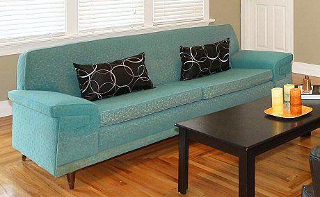 Captivating Vintage Sofa