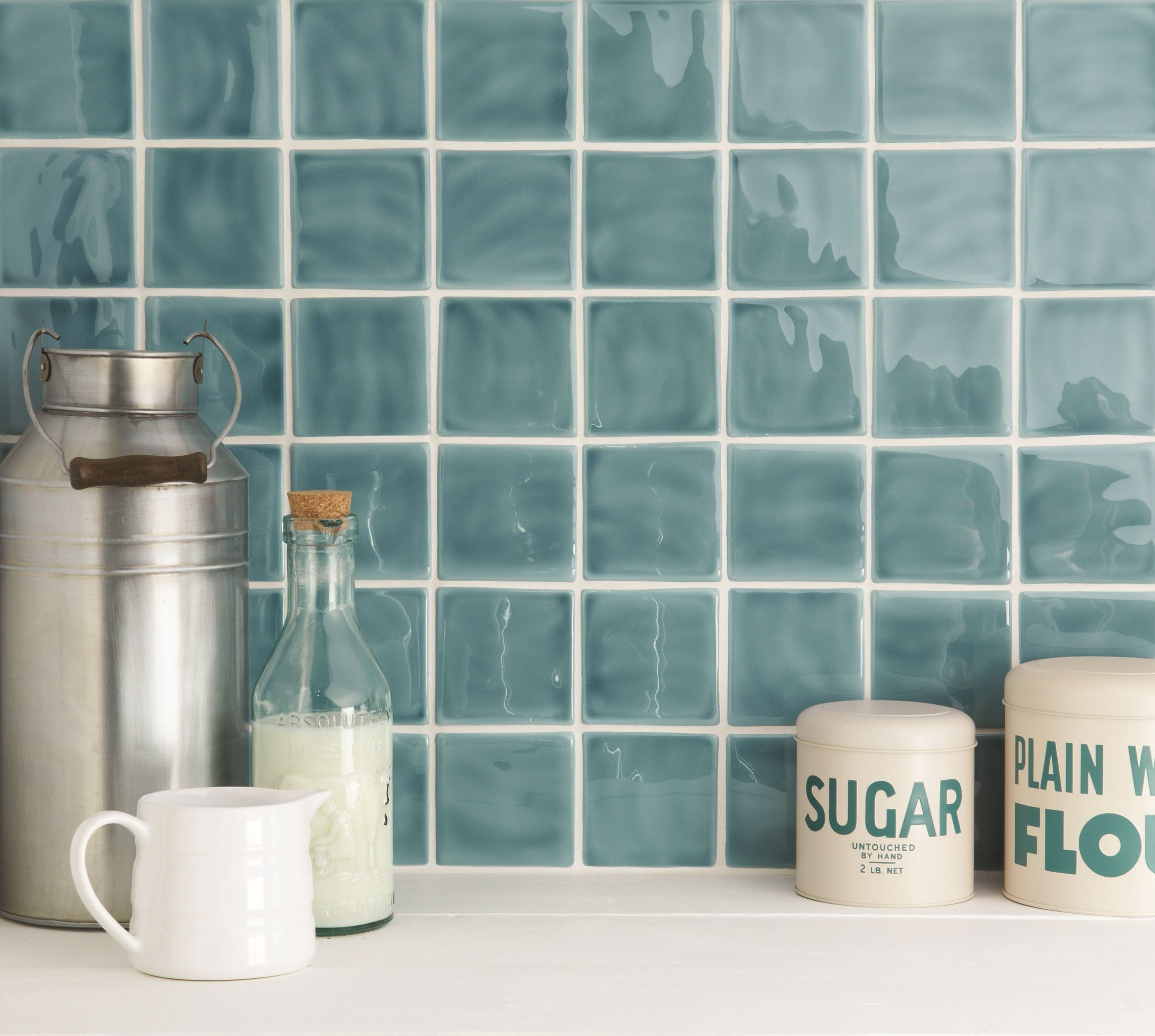 Sage ceramic tiles, The Winchester Tile Company | Ceramic tiles ...