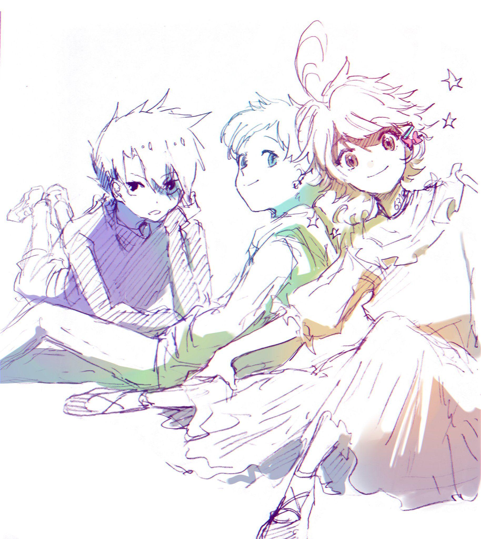あろはれ on Twitter Anime, Neverland, Twitter